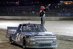 NASCAR Sprint Cup Breaking news Fresh off Eldora win, Kyle Larson