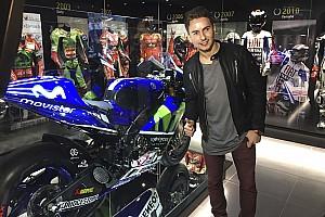 MotoGP Noticias de última hora Lorenzo inaugura el museo de los campeones en Andorra