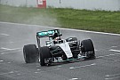 Formula 1 Pirelli granted extra wet weather tyre test