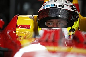 GP2 Race report Red Bull Ring GP2: King controls wet sprint race for maiden win