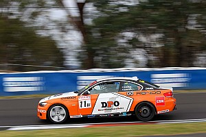 Endurance Qualifying report Bathurst 6 Hour: Mostert and Morcom give BMW pole