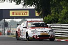 BTCC Collard slams