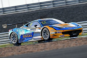 Asian GT Race report Repeat GT Asia Series victory for Singha Motorsport in Fuji