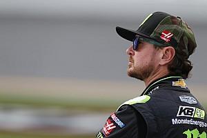 NASCAR Sprint Cup Breaking news Kurt Busch scores top five at Kentucky: