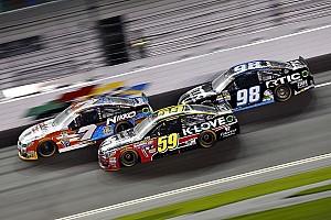 NASCAR Sprint Cup Breaking news McDowell, Richardson secure final two spots on Daytona 500 grid