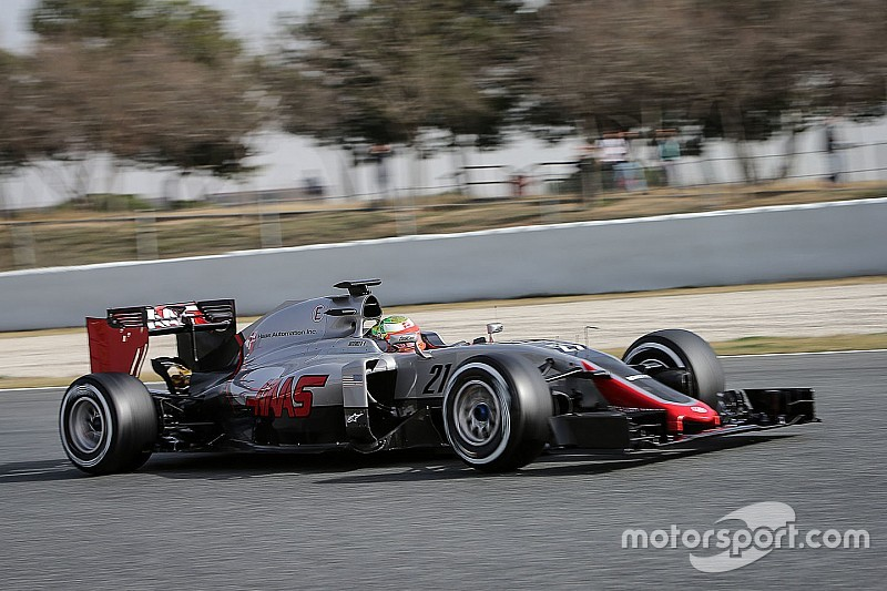 Haas mileage great for a new team - Gutierrez