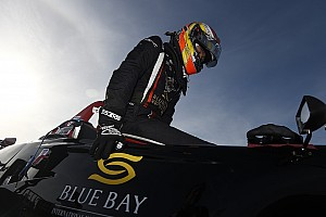 USF2000 Race report Luo passes Lloyd and Thompson to win St. Pete Race 2