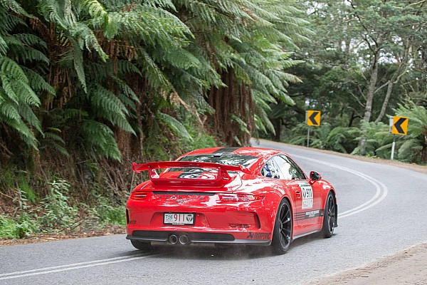 Other rally Stage report Targa Tasmania: Close holding on after Day 2