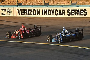 """IndyCar Breaking news IndyCar at Phoenix: """"Adjustments needed for 2017"""""""