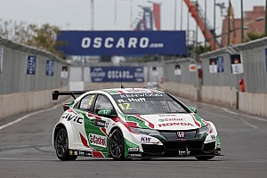 WTCC Qualifying report Morocco WTCC: Huff leads Honda 1-2-3 in intense qualifying