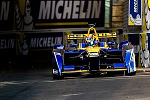 Formula E Practice report London ePrix: Buemi tops first practice for title decider