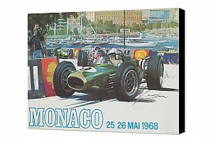 General Special feature Monaco art: Iconic machines on a legendary track