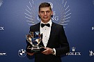 General Verstappen scoops two awards at FIA Gala prize-giving