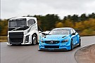 WTCC The Iron Knight vs Volvo TC1: la sfida (quasi) inedita fra camion e auto
