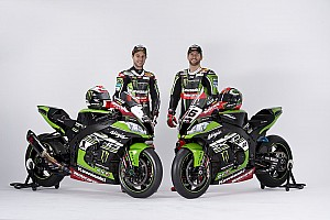 World Superbike Breaking news Kawasaki launches bike for WSBK title defence