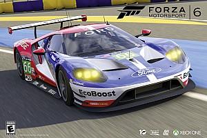 Videogames Nieuws Ford geeft Focus RS weg in online competitie Forza Motorsport 6