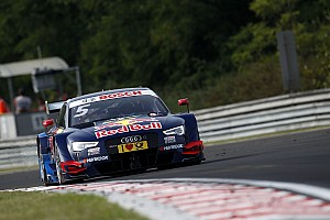 DTM Race report Hungaroring DTM: Ekstrom wins, Mortara last after Wittmann contact