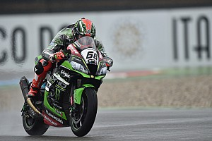 World Superbike Breaking news Downshifting mistake caused Sykes' Assen crash