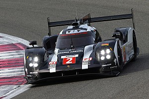 WEC Testing report Porsche tops opening WEC Prologue test session