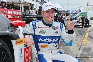 IMSA Qualifying report Shank rebounds from crash, scores Sebring pole