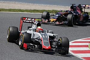 Formula 1 Race report Haas F1 Team: One spot out of the points at Barcelona
