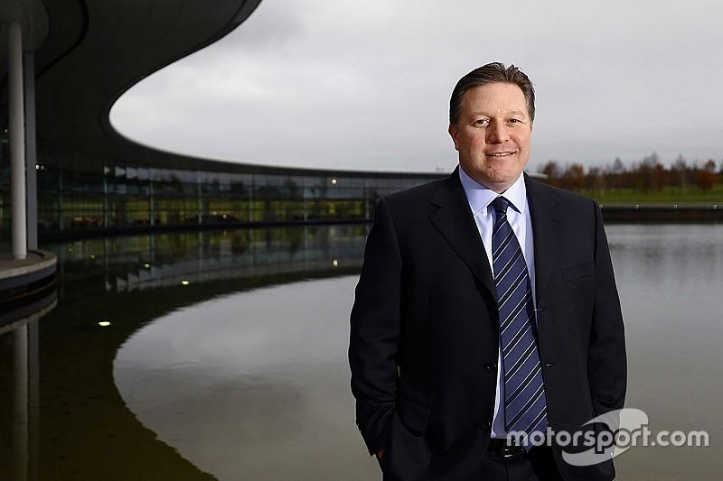 独家专访:扎克•布朗的F1新挑战从迈凯伦起航