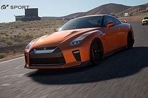 Sim racing BRÉKING Ilyen a hangja a 2017-es Nissan GT-R-nek az új Gran Turismóban