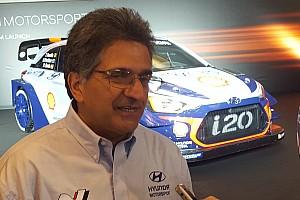 WRC Intervista Nandan:
