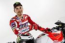 MotoGP Lorenzo's arrival a sign of Ducati mindset change