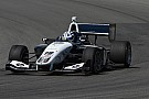 Indy Lights Kaiser leads Urrutia in Indy Lights practice