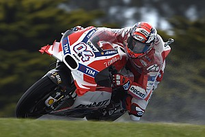 MotoGP Breaking news Ducati aims for less physically demanding 2017 bike