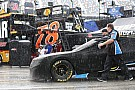 Daytona practice rained out, rescheduled