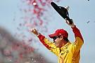 NASCAR SPRINT CUP NASCAR Michigan: Joey Logano'dan sezonun ilk zaferi