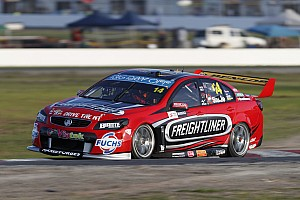 Supercars Qualifying report Winton V8s: Slade storms to Saturday pole