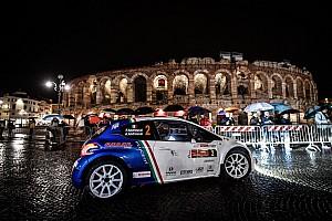 CIR Ultime notizie Il personaggio Peugeot - Paolo Andreucci: abbiamo vinto la gara, ma non è servito!
