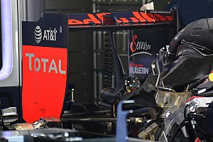 Formula 1 Analysis Bite-size tech: Red Bull RB12 rear wing