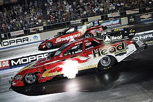 NHRA Preview Countdown to the Countdown at Brainerd