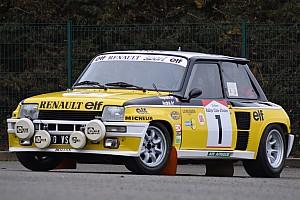 Auto Actualités Une Renault R5 de Jean Ragnotti vendue aux enchères