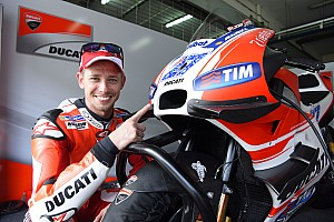 "MotoGP Breaking news Stoner will help Lorenzo ""find his feet"" at Ducati"
