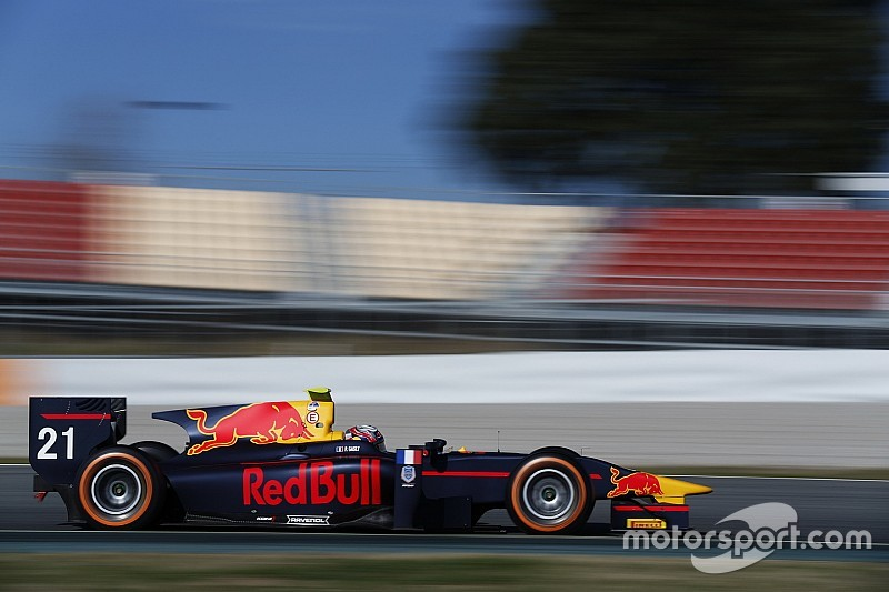 Gasly quickest again on final day of Barcelona test