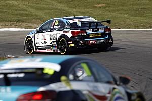 BTCC Qualifying report Brands Hatch BTCC: Ingram smashes qualifying record to take pole