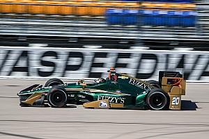 IndyCar Важливі новини Карпентер хоче більше овалів в календарі IndyCar