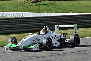 USF2000 Race report Thompson doubles up at Barber