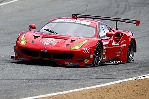 IMSA Race report More podiums for Ferrari 488 at Laguna Seca