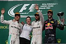 Formula 1 US GP: Hamilton dominates as Red Bull trips up