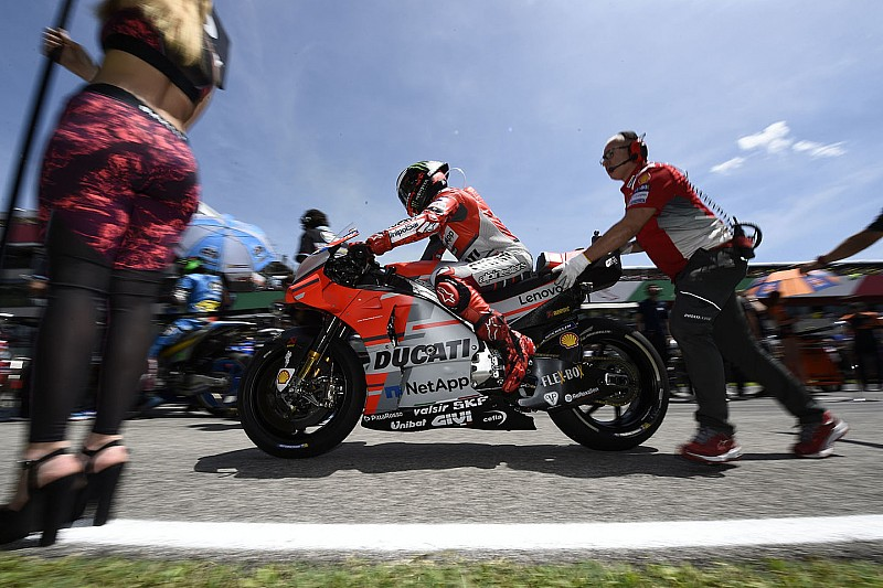 MotoGP, Alex Debon: