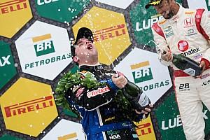 Brasileiro de Marcas Relato da corrida Pole na corrida 2, Tozzo fatura primeira vitória no Marcas