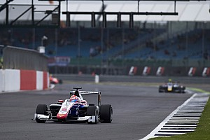 GP3 Race report Silverstone GP3: Fuoco scores maiden victory in damp race