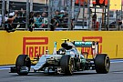Formula 1 Rosberg set fastest lap in Russia on