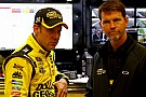 NASCAR Sprint Cup Kenseth crew chief: Teams took former lug nut policy